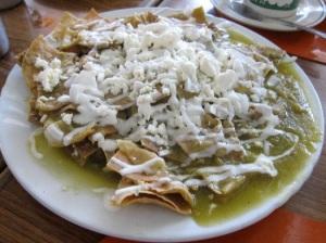 chilaquiles-verdes